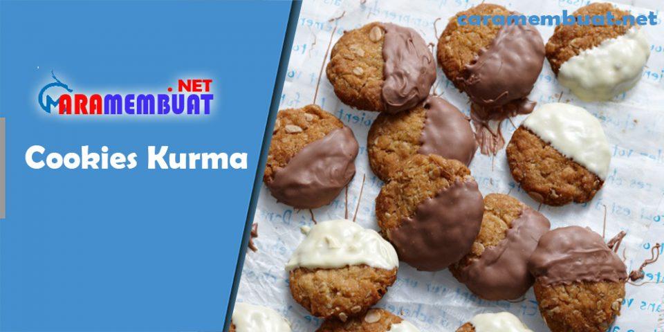 Cara Membuat Cookies Kurma