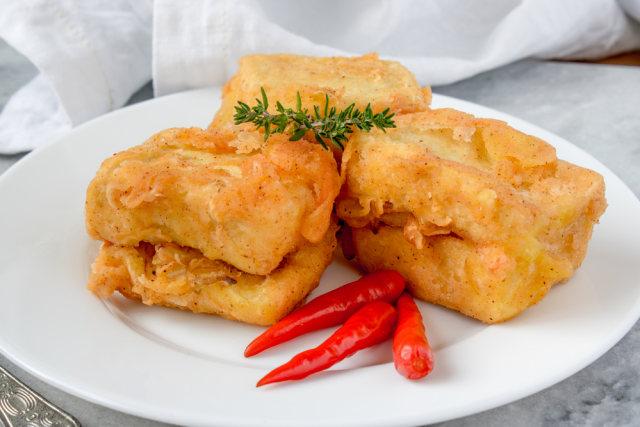 Cara Membuat Tahu Isi Ayam